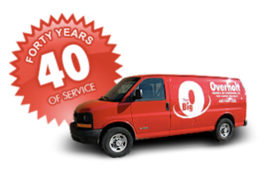 heating and air conditioning repair truck